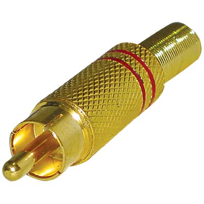CC-010R RCA GOLD RED