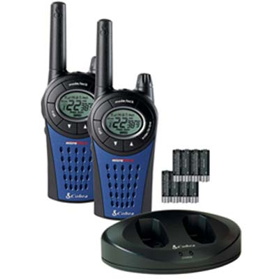 COBRA-MT 975 VP WALKIE TALKIE COBRA PMR RADIO