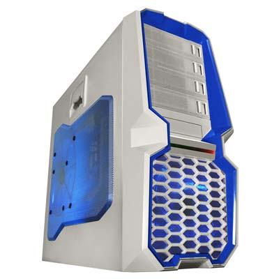 "CASE RM615.W RAIDMAX ""BLACKSTORM"" WHITE ATX Κουτί Η / Υ BLACKSTORM"