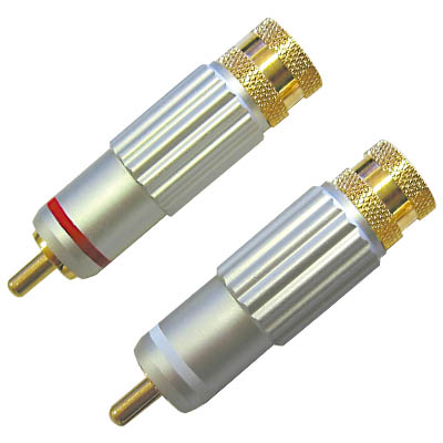 HQS-SCC 009 AUDIO VIDEO CONNECTOR