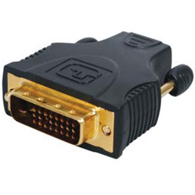 HQSSVC004 HDMI FEMALE-DVI MALE