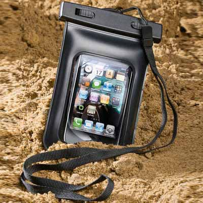 42960 WATERPROOF CASE FOR IPHONE Αδιάβροχο τσαντάκι για iPhone 3G, iPhone 3Gs, iPhone 4, iPod Touch