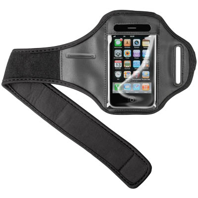 42645 CASE FOR IPHONE SPORTBAG Ζώνη χεριού με θήκη για Apple iPhone 3 και iPod Touch