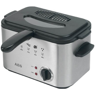 "FFR 5551 AEG FONDUE DEEP FAT FRYER 511136 Φριτέζα ""Fondue"" 1200W"