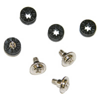 XP.RSHDD.B XILENCE HDD RUBBER SCREWS