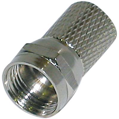 FC-013 F-PLUG SCREW 7.5MM F twist-ON 7,5mm.