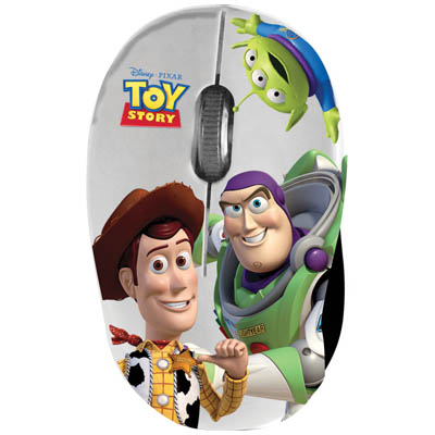 "DSY MM295 ""TOY STORY"" MINI OPTICAL MOUSE USB Mini οπτικό ενσύρματο ποντίκι USB ""TOY STORY"""