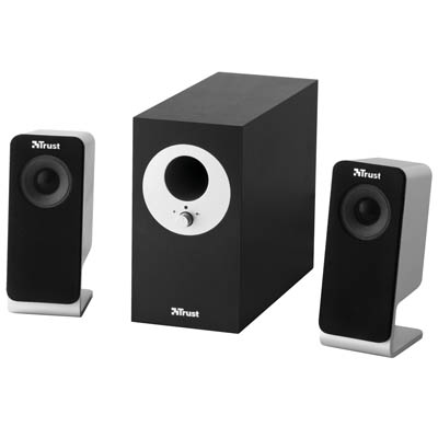 TRUST 16545 SOUNDFORCE 2.1 Σετ ηχείων SoundForce 2.1