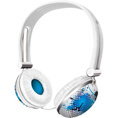 TRUST 17558 HEADSET - EVENING COOL Ακουστικά Urban Revolt Headset - Evening Cool