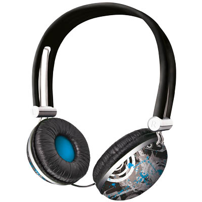 TRUST 17556 HEADSET - FUTURE BREEZE Ακουστικά Urban Revolt Headset - Future Breeze