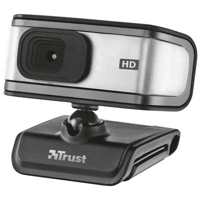 TRUST 17855 NIUM HD 720P WEBCAM Nium HD 720p Webcam