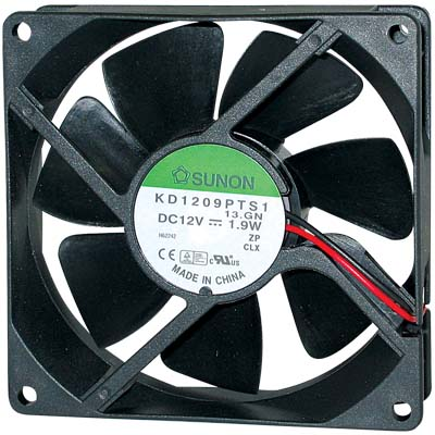CY 204 DC FAN SUNON 92X92X25MM 12V Blower.