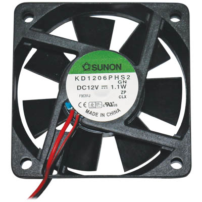 CY 615 DC FAN SUNON 60X60X15MM 12V Blower.