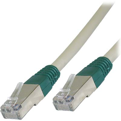 FTP-0009/1 CAT5 CABLE Καλώδιο CAT5e FTP Cross