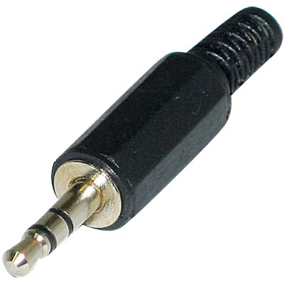 JC-006 3.5mm STEREO PLUG WITH CABLE RRO