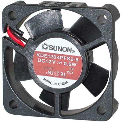 CY 410 DC FAN SUNON 40X40X10MM 12V Blower.