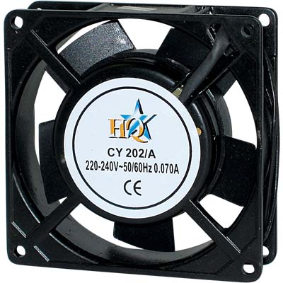 CY 202/A AC FAN 92X92X25MM Blower.