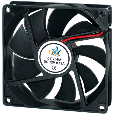CY 204/A DC FAN 92X92X25MM Blower.
