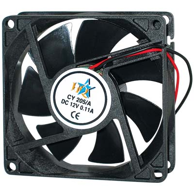 CY 205/A DC FAN 80X80X25MM Blower.
