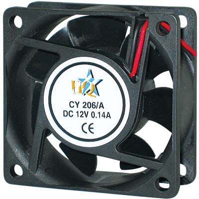 CY 206/A DC FAN 60X60X25MM Blower.