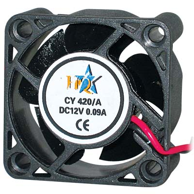 CY 420/A DC FAN 40X40X20MM Blower.
