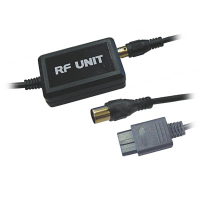 GAMGCU-RF10 GAMECUBE RF-CABLE Καλώδιο KONIG GameCube αρσ. - Coax