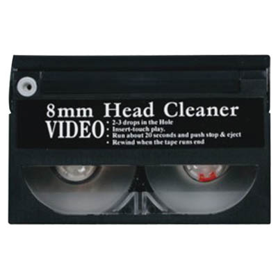 CLP-021 CAMCODER 8mm CLEANING SET