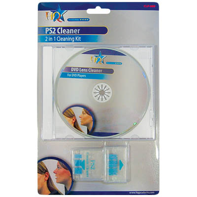 CLP-009 PS2 CLEANER STICK+DVD