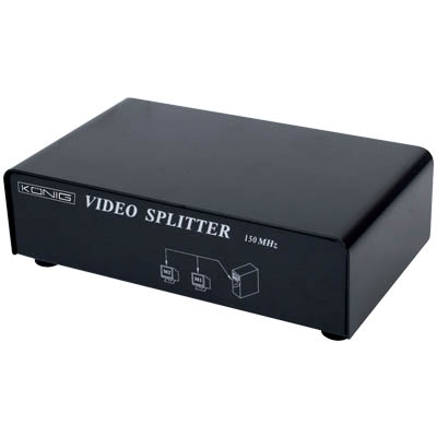 CMP-SWITCH 91 2PORT MONITOR MULTIPLIER Splitter 1 Η/Υ σε 2 VGA.