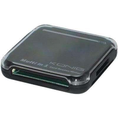 CMP-CARD RW 62 CARD READER 35-in-1 Card reader 35-σε-1. Εξωτερικό USB2.0