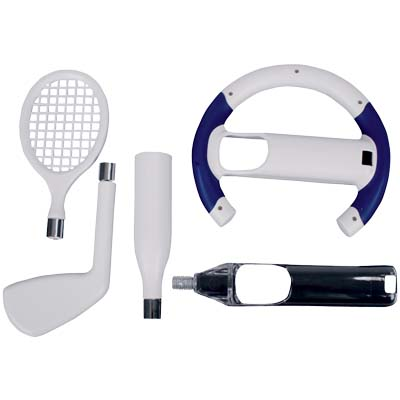 GAMWII-SPORTK 1 SPORTS PACK FOR WII Αθλητικό πακέτο για Wii.