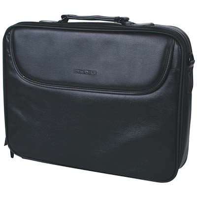 KN-NBB 200 NOTE BOOK BAG BLACK Τσάντα για laptop 15-17+""