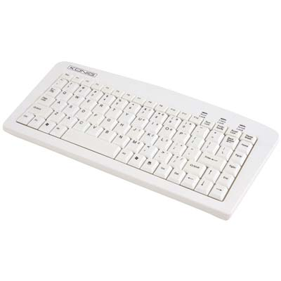GAMWII-KEYB 10 KEYBOARD FOR WII WIRED
