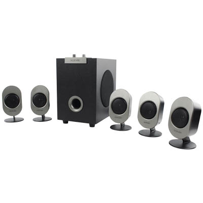 CMP-SP 52 KONIG SPEAKERSET 5.1 15W+5X3W Σετ ηχείων 5.1 15W + 5 x 3W.
