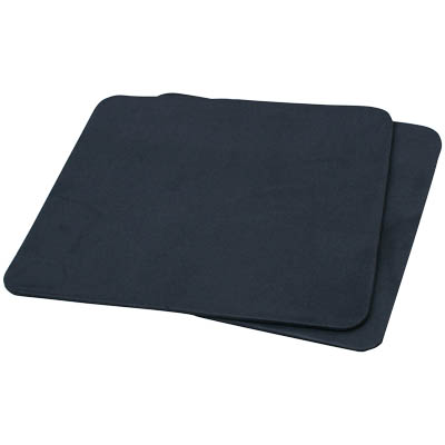 CMP-MAT 3 MOUSE PAD NEUTRAL BLACK Mousepad σε μαύρο χρώμα.