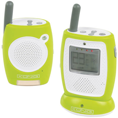HC-BM 11 WIRELESS BABY MONITOR Ασύρματο baby monitor