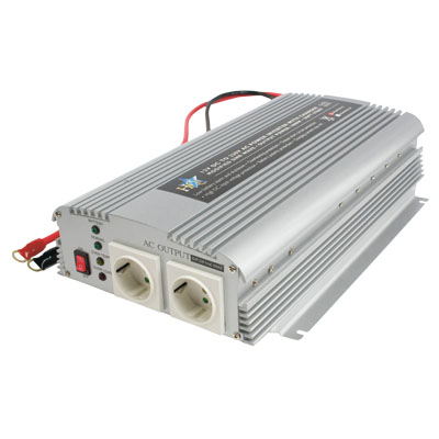 HQ-INV1KC/12 INV.1000W WITH BUILT-IN CHARGER Inverter 1000W με ενσωματωμένο φορτιστή