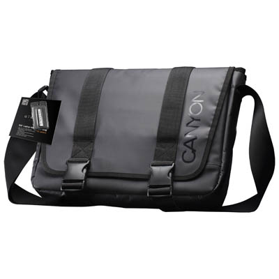 CNL-MBNB09 15,6'' LAPTOP MESSENGER CANYON Τσάντα μεταφοράς laptop 15.6''