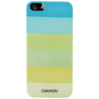 CNA-I5CO2 G IPHONE 5 HARD CASE GREEN Προστατευτική θήκη slim για iPhone 5