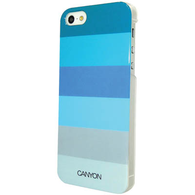 CNA-I5CO2 BL IPHONE5 HARDCASE BLUE Προστατευτική θήκη slim για iPhone 5
