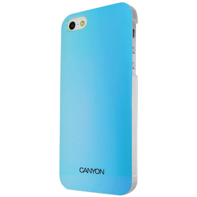 CNA-I5CO3 BL IPHONE5 HARDCASE BLUE Προστατευτική θήκη slim για iPhone 5