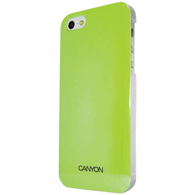 CNA-I5CO3 G IPHONE5 HARDCASE GREEN Προστατευτική θήκη slim για iPhone 5