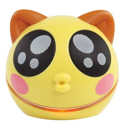 BXL-AS 14 KITTY ANIMAL SPEAKER Φορητό ηχείο Kitty