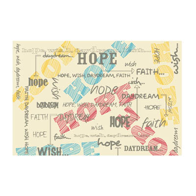 GSH-17H (HOPE) NOTEBOOK SKIN Κάλυμμα για laptop Hope.