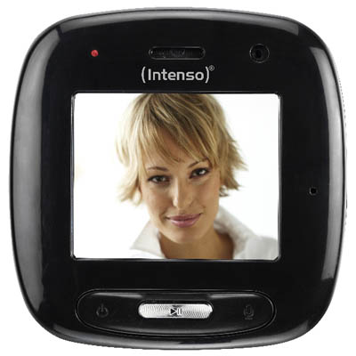 "INTENSO 13272 VIDDY BLACK VIDEO MESSENGER 1,8"" Viddy - Ψηφιακό memo 1,8"""