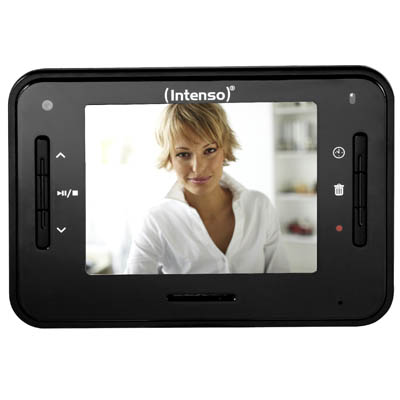 "INTENSO 13296 VIDDY BLACK VIDEO MESSENGER 2,8"" Viddy - Ψηφιακό memo 2,8"""