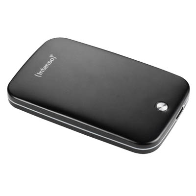 "INTENSO 15702 2,5"" PORTABLE HDD 3.0 500GB BLACK /6024630 Memory Space 2.5΄΄ 500GB USB 3.0"