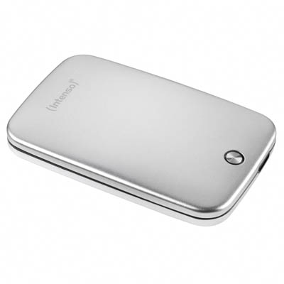 "INTENSO 15740 2,5"" PORTABLE HDD 3.0 500 GBSILVER /6024632 Memory Space 2.5΄΄ 500GB USB 3.0"