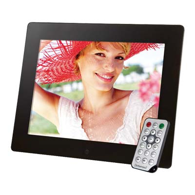 "INTENSO 16174 DIGITAL PHOTO FRAME 9.7"" MEDIA GALLERY /3925800 Ψηφιακή κορνίζα Media Gallery 9,7"""