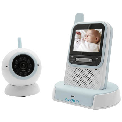 AVIDSEN 123202 DIGITAL BABY MONITOR 2.4 GHZ Ασύρματο ψηφιακό Baby Monitor 2,4 GHz